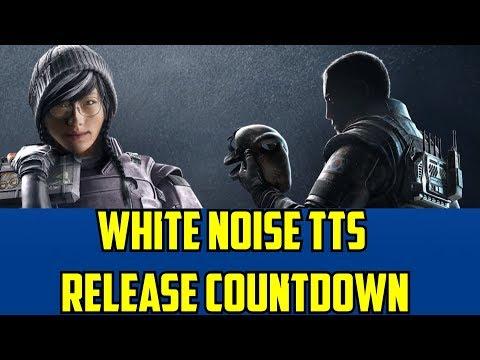 Rainbow Six Siege Operation White Noise Gameplay TTS Release Countdown Dokkaebi Zofia Vigil