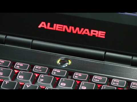 Alienware M14x Gaming Laptop Review - HotHardware
