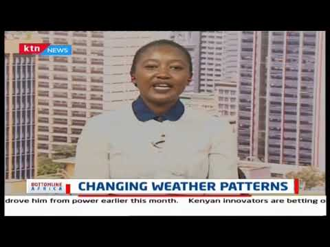 Changing weather patterns: One on One with Chief Meteorologist Patricia Nying\'uro