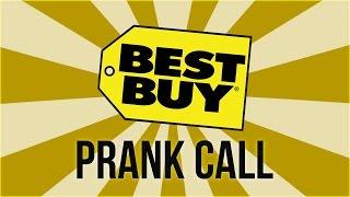 STUPID BEST BUY EMPLOYEE EVER! (Funny Best Buy Prank Call)