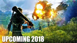 Coming Soon! 5 Best Games For Android 2018