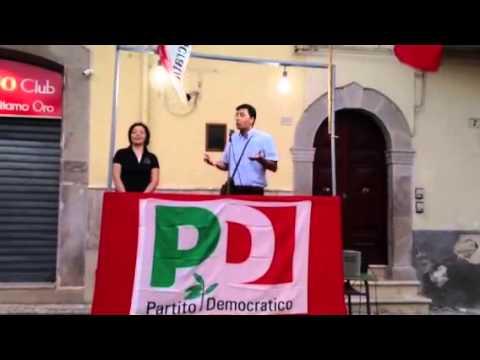 Comizio pd SMIL 20/06/2013 Soccio