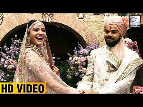 Anushka Sharma Virat Kohli Wedding