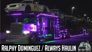 Ralphy Dominguez / Always Haulin LLC. - Rolling CB Interview™