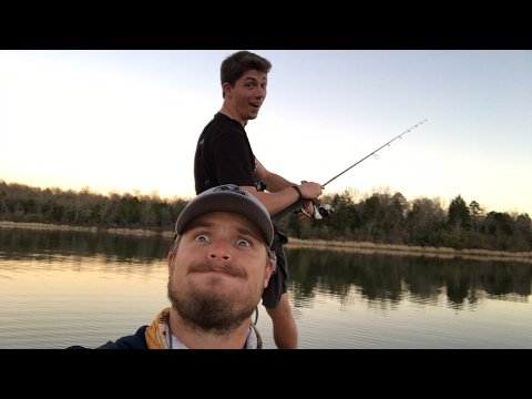 Fishing with Jon b live