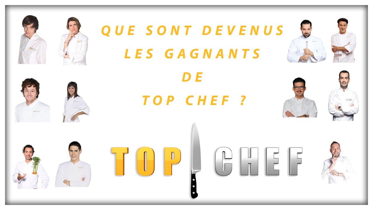 Download Top CHEF : que sont devenus les anciens candidats ? (2010-2020)