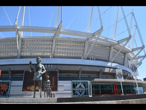 Rogers Arena and BC Place Tour