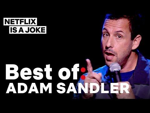 Best Of: Adam Sandler | Netflix Is A Joke
