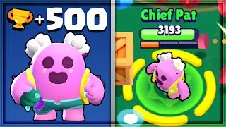 500 TROPHY SPIKE! Best Legendary Tips/Tricks | Brawl Stars Gameplay