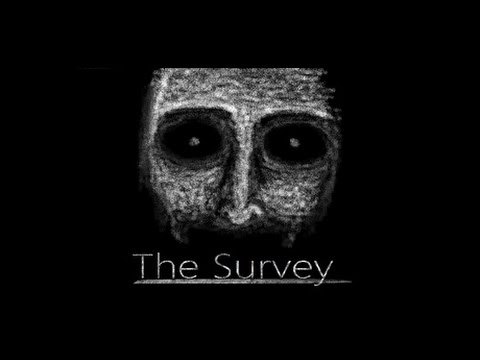 [ The Survey ] Well done PT-like indie horror (Full Playthrough)