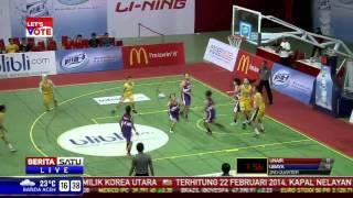 Final Putri LIMA Basket Grand Finals: UBAYA vs UNAIR