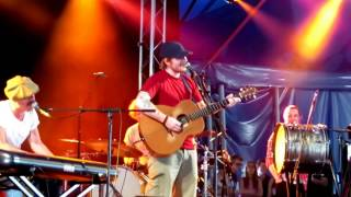Ed Sheeran Latitude 2016 with Foy Vance full performance