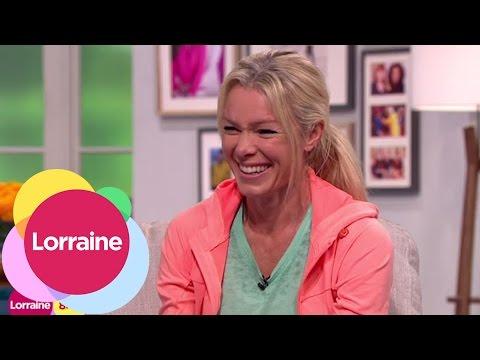 Nell McAndrew On Running  Lorraine