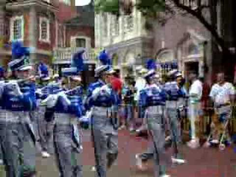 Calumet High School Marching Band