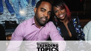 Kandi Burruss & Todd Tucker Exchanging Vows In The Very Near Future? - Trending Topics