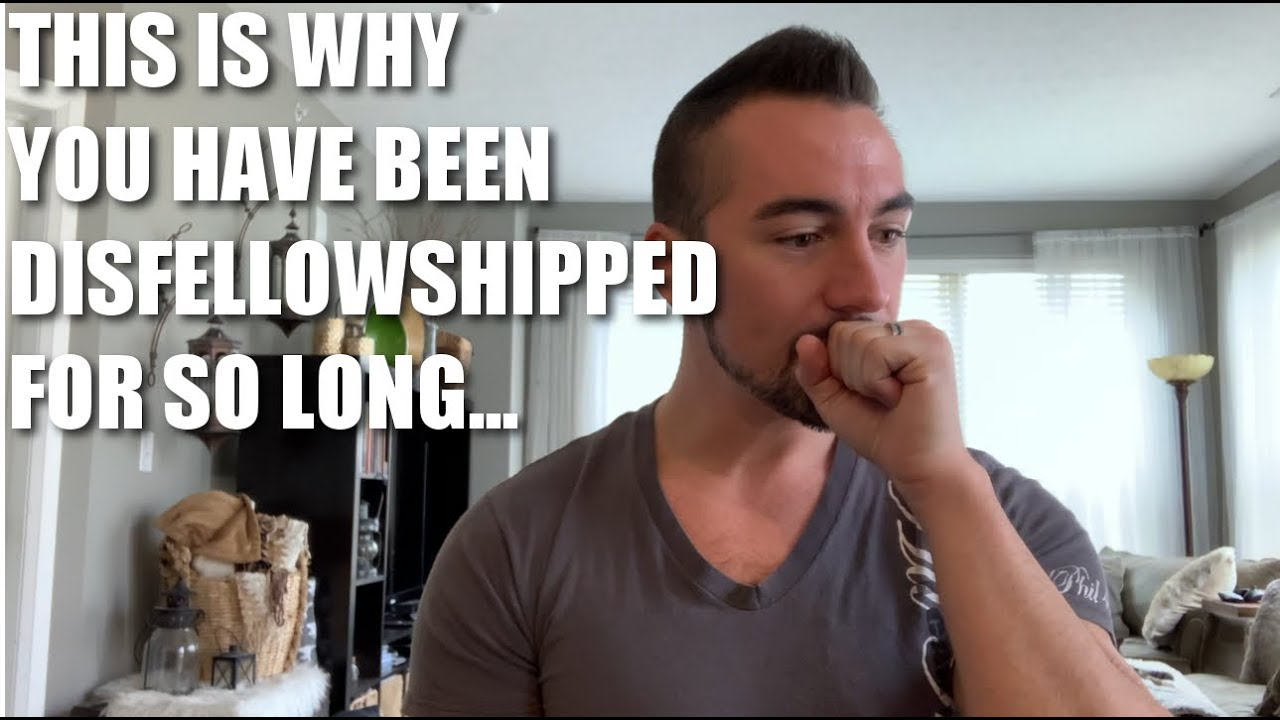 Jehovahs Witnesses are you DISFELLOWSHIPPED? Why SO long