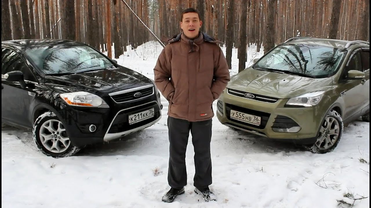 Ford Kuga 2013 / Форд Куга   ТЕСТ ДРАЙВ с Александром Михельсоном! ЧАСТЬ 1.
