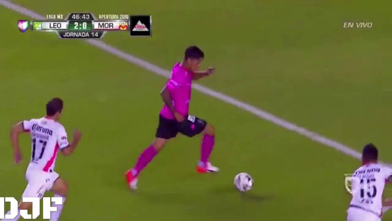 Leon 3 Vs Morelia 1 Apertura 2016 Youtube