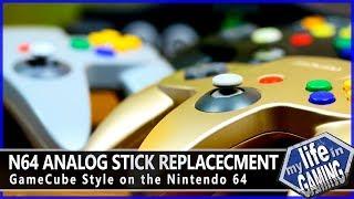 N64 Analog Stick Mod :: Tips & Tweaks - MY LIFE IN GAMING