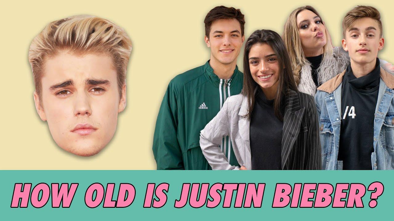 How Old Is Justin Bieber?