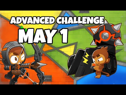 BTD6 Advanced Challenge - I Am Dart Monkey Son Of Quincy - May 1, 2019