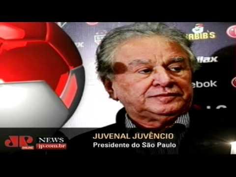 SPFC:Juvenal Juvêncio descarta oficialmente contratação de Montillo