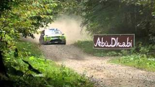 Ford WRC 2011 - A quick look back on 2010