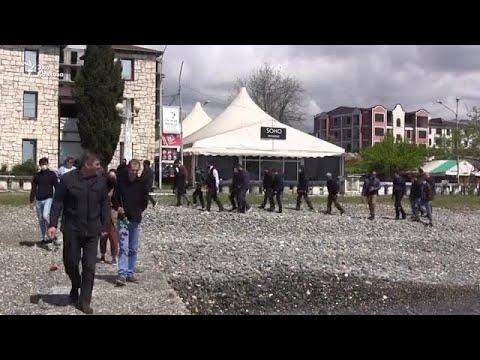 Сухумские армяне помнят о геноциде
