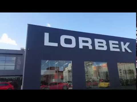 Lorbek luxury cars new exotic car showroom