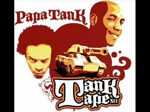 Papa tank - Sensitive