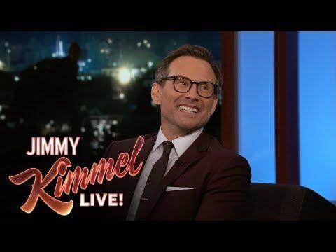 Christian Slater Reveals He Loves The Bachelor