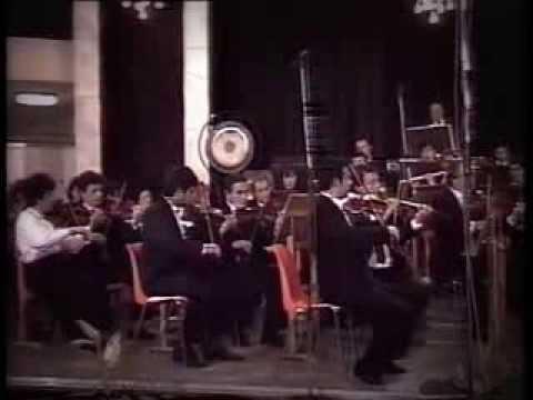 ANTON BRUCKNER - Symphony n.5 in B flat - Gilberto Serembe, Conductor