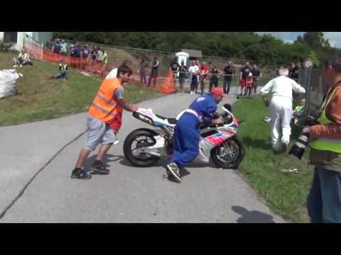 Ngerinya Kecelakaan Road Race Republik Ceko | Mirip TT Isle Of Man