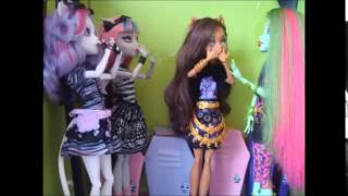 Monster High Venus - F**kin Perfect  Stop Motion