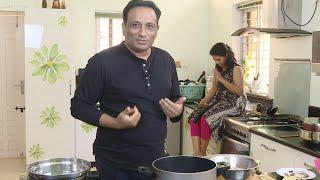 Vahchef Wife Biryani   Chicken Biryani Masaladar   vahcef cooking at Home Biryani Recipe