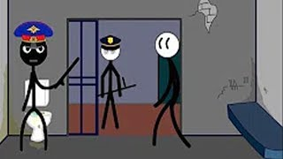 Stickman Jailbreak 1 & 6 By (Dmitry Starodymov) & Escape the Prison By (Ber Ber) Gameplay3388