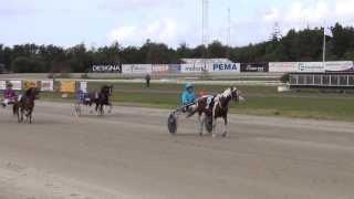 Jysk Pony Grand Prix Skive Trav 21. september - 2. løb