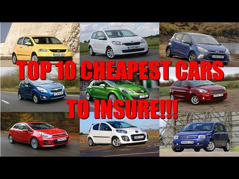 top-10-cheapest-cars-to-insure!!