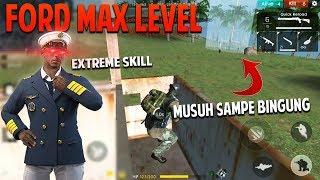 NGERI !! INI DIA KEKUATAN FORD MAX LEVEL LAWAN ZONA AKHIR - Free Fire Indonesia