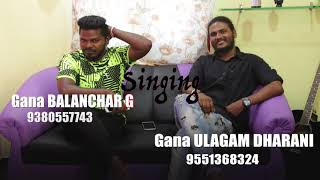 Dr.BR.AMBEDKAR song by gana  balachander and gana ulagam dharani