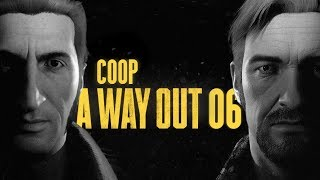 A Way Out (PL) #6 - Szpital (Gameplay PL)