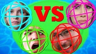 COUPLE VS COUPLE! (Party Panic)