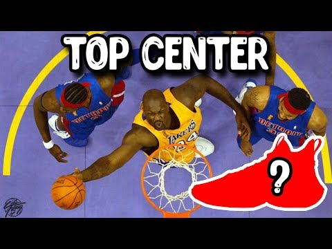 Top 5 Best Basketball Shoes For Centers!