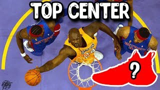 Top 5 Best Basketball Shoes for Centers