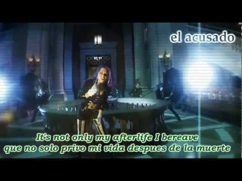 Thank You Pain - The Agonist -(Lyrics+Subs en Español)