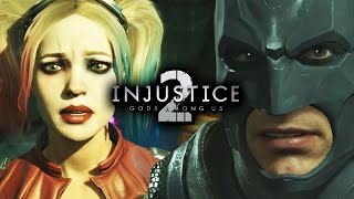 THIS GAME IS NUTS - 1st Hour: INJUSTICE 2 Story Mode w/YoVideogames