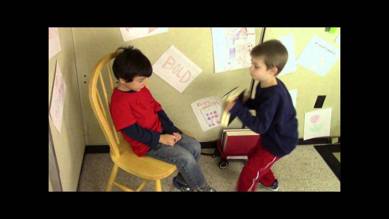 Kids Time Out Chair Stand Up Youtube