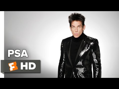 Zoolander 2 - The More You Know - Derek Zoolander on What Counts (2016) HD