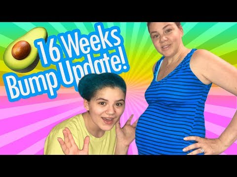 Baby Bump Update!  16 Weeks Baby Products Haul  | Pregnancy Update