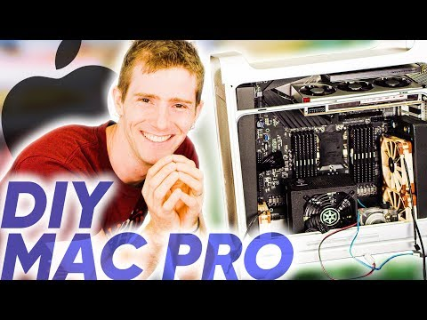 The Mac Pro Apple WISHES They Built - Hack Pro Pt. 1